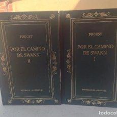 Libros de segunda mano: MARCEL PROUST: POR EL CAMINO DE SWANN . Lote 168758876