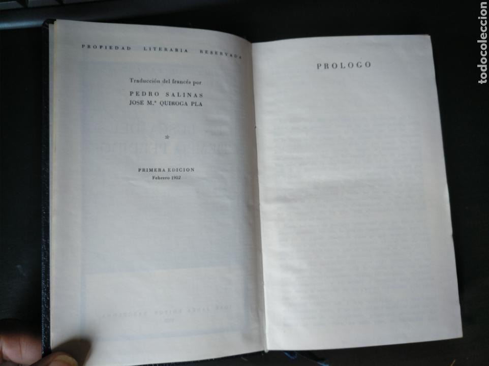 Libros de segunda mano: Obras completas tomo I. en busca del tiempo perdido. Marcel proust. Jose Janes 1952 1 edición - Foto 2 - 168796545