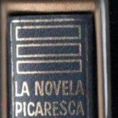 Libros de segunda mano: LA NOVELA PICARESCA ESPAÑOLA (PLANETA 1970) EDICIÓN DE LUJO CON ESTUCHE. Lote 168935340