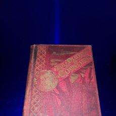 Libros de segunda mano: LIBRO-LA DIVINA COMEDIA-DANTE ALIGHIERI-GUSTAVO DORÉ-1890-VER FOTOS. Lote 184513882