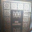 Libros de segunda mano: JOSÉ HERNÁNDEZ. Lote 169202284