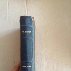 Libros de segunda mano: JANE EYRE CHARLOTTE BRONTE. Lote 169270420