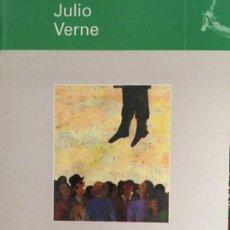 Libros de segunda mano: UN DESCUBRIMIENTO PRODIGIOSO. JULIO VERNE. Lote 169384800