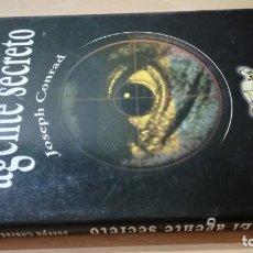 Libros de segunda mano: EL AGENTE SECRETO - JOSEPH CONRAD - EDICOMUNICACION - LIBRO NUEVO - J110. Lote 241333765