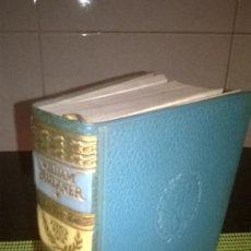 Libros de segunda mano: 9-WILLIAM FAULKNER ,TOMO I. Lote 169793224