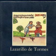 Libros de segunda mano: LAZARILLO DE TORMES. Lote 170171932