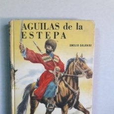 Libros de segunda mano: COLECCIÓN ROBIN HOOD - ÁGUILAS DE LA ESTEPA - EMILIO SALGARI - ORIGINAL EDITORIAL ACME S.A.. Lote 170411116