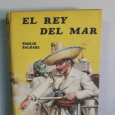 Libros de segunda mano: COLECCIÓN ROBIN HOOD - EL REY DEL MAR - EMILIO SALGARI - ORIGINAL EDITORIAL ACME S.A.. Lote 170411464