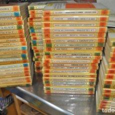 Libros de segunda mano: LOTE 77 LIBROS BIBLIOTECA BASICA SALVAT COLECCIÓN RTV NÚMEROS DEL 2 AL 100. Lote 170861545