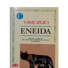 Libros de segunda mano: ENEIDA. VIRGILIO. Lote 170993234