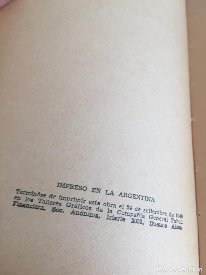 Libros de segunda mano: Alicia en el País de las Maravillas - Lewis Carroll 1949 - RARO EJEMPLAR - Foto 3 - 171083129
