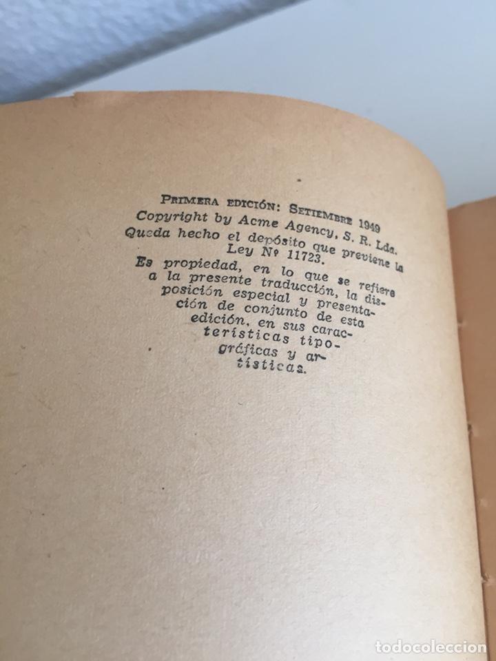 Libros de segunda mano: Alicia en el País de las Maravillas - Lewis Carroll 1949 - RARO EJEMPLAR - Foto 4 - 171083129