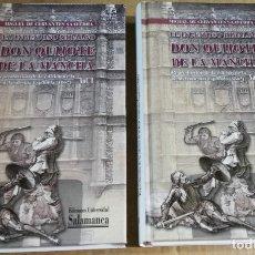 Libros de segunda mano: MIGUEL DE CERVANTES SAAVEDRA, EL INGENIOSO HIDALGO DON QUIJOTE DE LA MANCHA, EDICIONES UNIVERSIDAD, . Lote 171232633