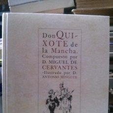 Libros de segunda mano: DON QUIJOTE DE LA MANCHA, TOMO II, ED. MARTÓN RIQUER. Lote 171321543