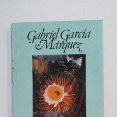 Libros de segunda mano: CRONICA DE UNA MUERTE ANUNCIADA. GABRIEL GARCIA MARQUEZ. TDK394. Lote 171441047