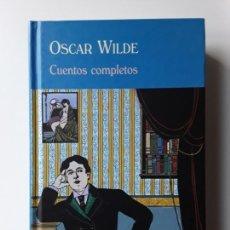 Libros de segunda mano: OSCAR WILDE - CUENTOS COMPLETOS (VALDEMAR, 2010) EL CLUB DIÓGENES 290. Lote 171446590