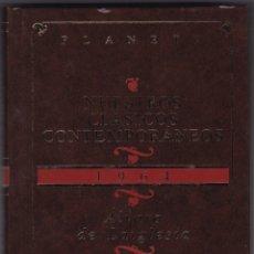Libros de segunda mano: NUESTROS CLASICOS CONTEMPORANEOS - MUNDO DEMONIO Y PESCADO - ALVARO DE LAIGLESIA. Lote 171474845