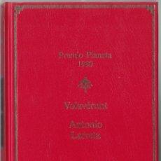 Libros de segunda mano: PREMIO PLANETA 1980 - VOLAVERUNT - ANTONIO LARRETA. Lote 171483052