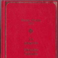 Libros de segunda mano: PREMIO PLANETA 1975 - LA GANGRENA - MERCEDES SALISACHS. Lote 171484543