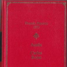Libros de segunda mano: PREMIO PLANETA 1973 - AZAÑA - CARLOS ROJAS. Lote 171484604