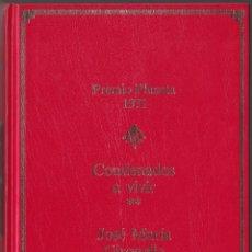 Libros de segunda mano: PREMIO PLANETA 1971 - CONDENADOS A VIVIR - JOSE MARIA GIRONELLA. Lote 171484797