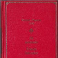 Libros de segunda mano: PREMIO PLANETA 1960 - EL ATENTADO - TOMAS SALVADOR. Lote 171485337