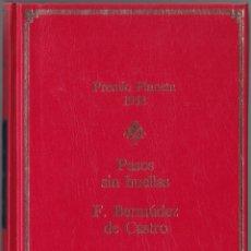 Libros de segunda mano: PREMIO PLANETA 1958 - PASOS SIN HUELLAS - F BERMUDEZ DE CASTRO. Lote 171485404