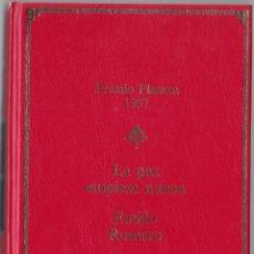 Libros de segunda mano: PREMIO PLANETA 1957 - LA PAZ EMPIEZA NUNCA - EMILIO ROMERO. Lote 171485518