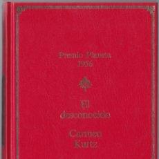 Libros de segunda mano: PREMIO PLANETA 1956 - EL DESCONOCIDO - CARMEN KURTZ. Lote 171485552