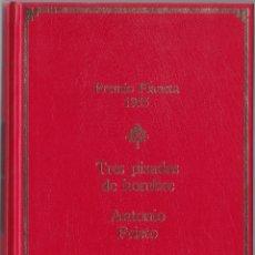 Libros de segunda mano: PREMIO PLANETA 1955 - TRES PISADAS DE HOMBRE - ANTONIO PRIETO. Lote 171485574