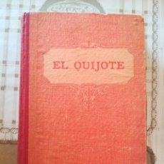 Libros de segunda mano: EL QUIJOTE. EL INGENIOSO HIDALGO DON QUIJOTE DE LA MANCHA - MIGUEL DE CERVANTES SAAVEDRA - EDELVIVES. Lote 171514242