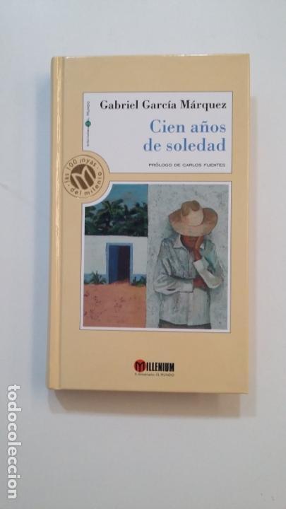 CIEN AÑOS DE SOLEDAD. GABRIEL GARCIA MARQUEZ. TDK392 (Libros de Segunda Mano (posteriores a 1936) - Literatura - Narrativa - Clásicos)