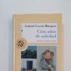 Libros de segunda mano: CIEN AÑOS DE SOLEDAD. GABRIEL GARCIA MARQUEZ. TDK392. Lote 171524533