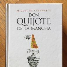 Libros de segunda mano: DON QUIJOTE DE LA MANCHA, MIGUEL DE CERVANTES, IV CENTENARIO, ALFAGUARA. Lote 171702537