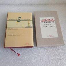 Libros de segunda mano: SAINT-EXUPÉRY EL PRINCIPITO (ALIANZA 30 ANIVERSARIO, 1997) RARO. Lote 172139080