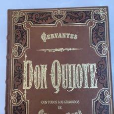 Libros de segunda mano: DON QUIJOTE GUSTAVO DORE 1983 TOMO III. Lote 206857908