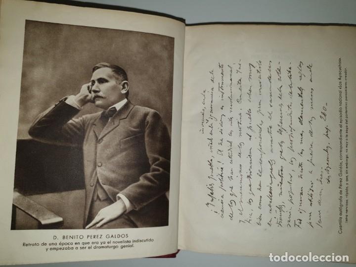 BENITO PÉREZ GALDÓS, OBRAS COMPLETAS EPISODIOS NACIONADLES. M. AGUILAR EDITOR (Libros de Segunda Mano (posteriores a 1936) - Literatura - Narrativa - Clásicos)