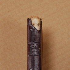 Libros de segunda mano: VALLE INCLÁN JARDÍN UMBRIO.COLECCIÓN CRISOL // ED. AGUILAR.1969. Lote 172934265
