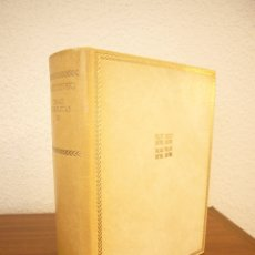 Libros de segunda mano: DOSTOYEVSKI: OBRAS COMPLETAS, III: 1879-1881 (AGUILAR, 1973) ED. CINCUENTENARIO. PAPEL BIBLIA.. Lote 172947090