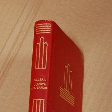 Libros de segunda mano: LIBRITO JUANITA LA LARGA ED. AGUILAR 1967. Lote 173008242
