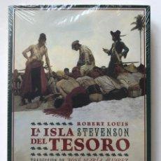 Libros de segunda mano: LA ISLA DEL TESORO.ROBERT LOUIS STEVENSON. NUEVO. Lote 206950598