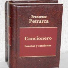 Libros de segunda mano: MINI LIBRO DE LA PLANETA AGOSTINI - CANCIONERO. Lote 173250375