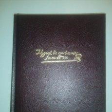 Libros de segunda mano: OBRAS COMPLETAS DE MIGUEL DE CERVANTES. TOMO 1.. Lote 173426612