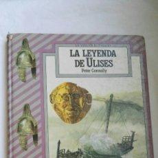 Libros de segunda mano: LA LEYENDA DE ULISES ANAYA. Lote 173566008