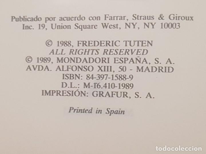 Libros de segunda mano: LIBRO UNA CARRERA REVOLUCIONARIA / FREDERIC TUTEN TALLIEN / ED. MONDADORI 1989. - Foto 2 - 173641647