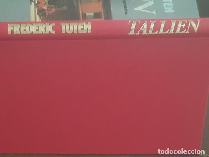 Libros de segunda mano: LIBRO UNA CARRERA REVOLUCIONARIA / FREDERIC TUTEN TALLIEN / ED. MONDADORI 1989. - Foto 3 - 173641647