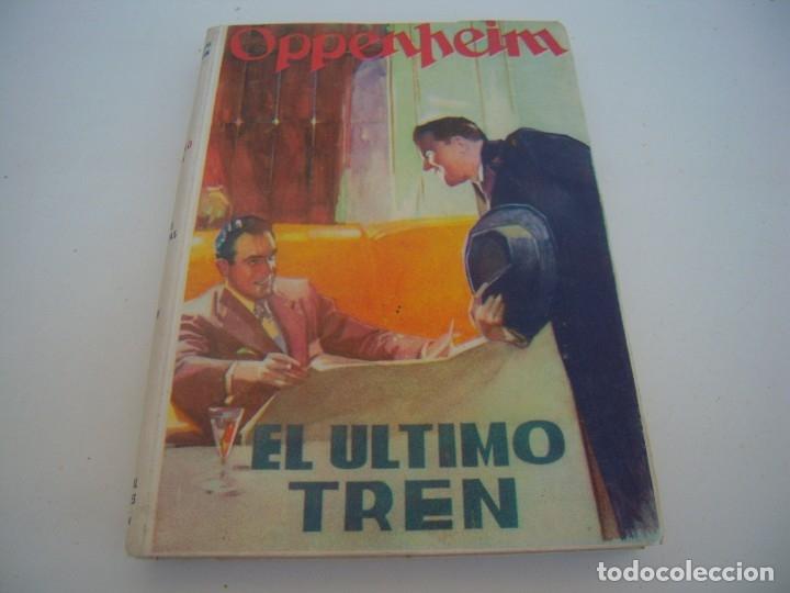 EL ULTIMO TREN (Libros de Segunda Mano (posteriores a 1936) - Literatura - Narrativa - Clásicos)