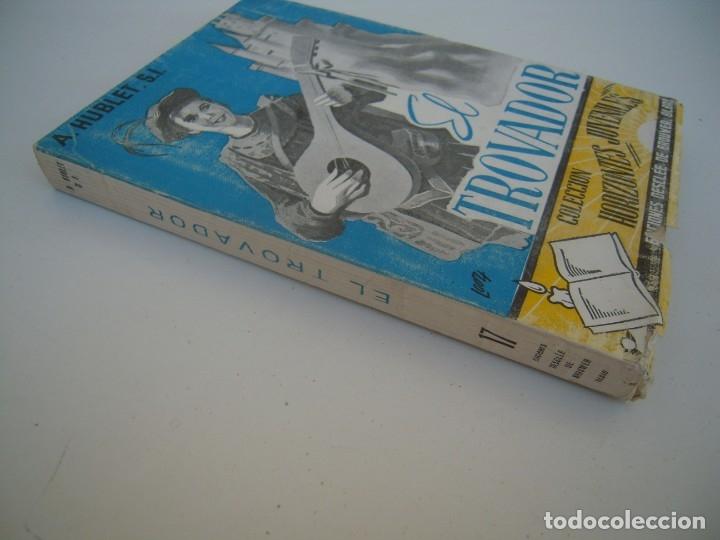 Libros de segunda mano: el trovador - Foto 2 - 173813523