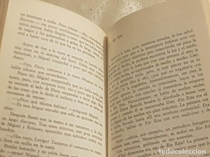 Libros de segunda mano: LIBRO LÍNEA SIEGFRIED / JOSÉ ANTONIO GIMÉNEZ-ARNAU / 1° ED. DESTINOLIBRO 1981. - Foto 3 - 173815643