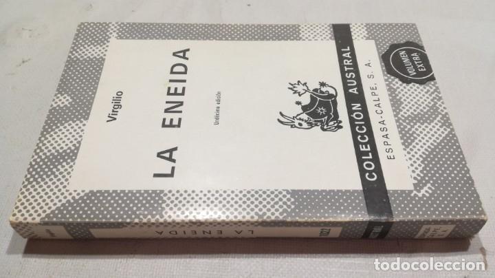 LA ENEIDA - VIRGILIO/ AUSTRAL/ D401 (Libros de Segunda Mano (posteriores a 1936) - Literatura - Narrativa - Clásicos)